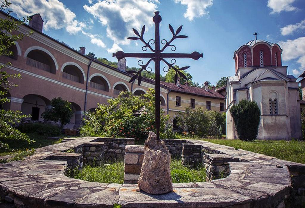 manastiri srbije