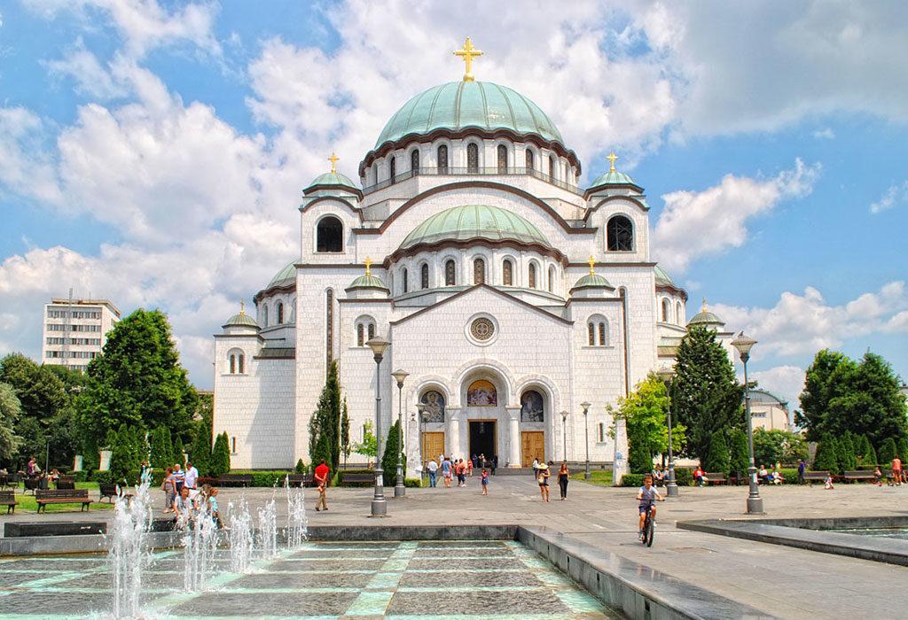 Сербия – 5 дней
