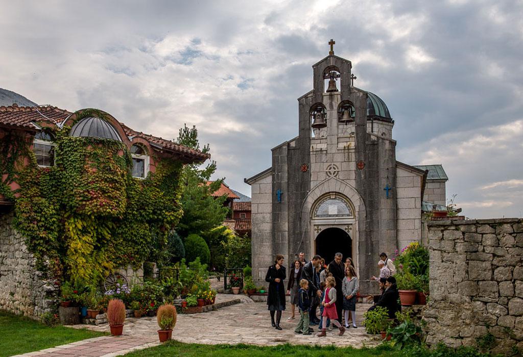 Паломничество в Сербию