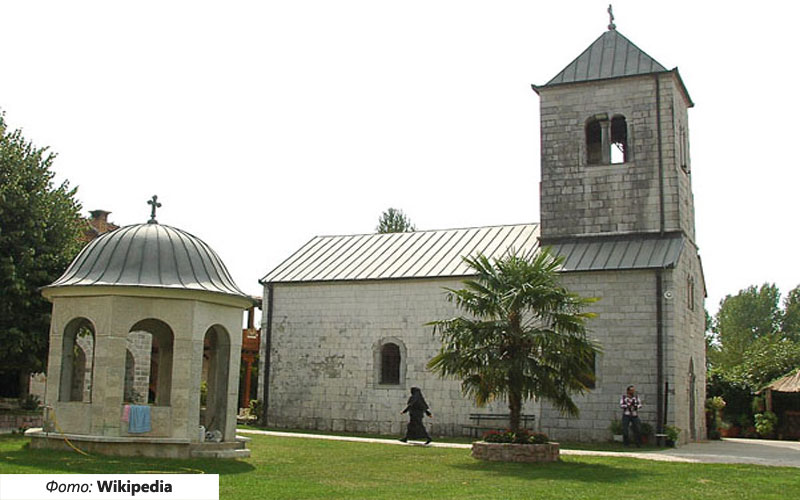 manastir ždrebaonik