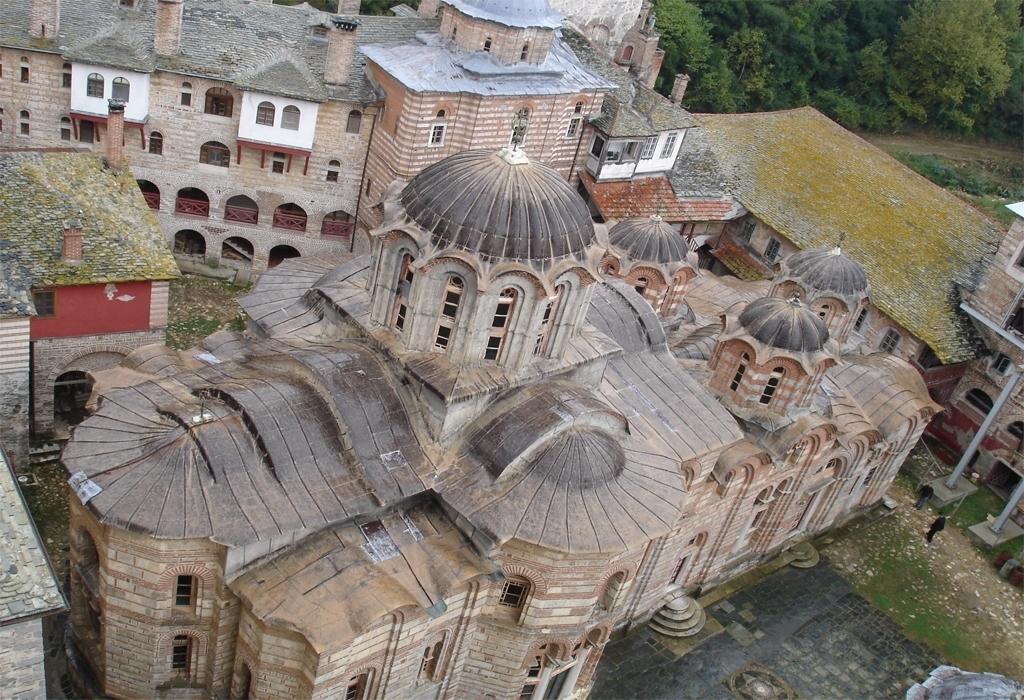 manastir hilandar sveta gora